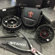 3-Tand Fly TF50 and TF70 Reels with Surgex S 6 Plus Plier