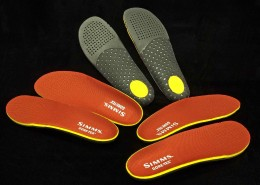Simms Waterproof GORE-TEX Fishing Wading Boot Insoles