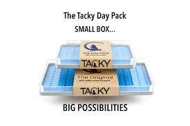 Tacky Fishing Fly Boxes