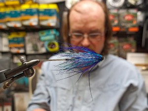 Chris Day fly tying lesson 10252014 039 S T