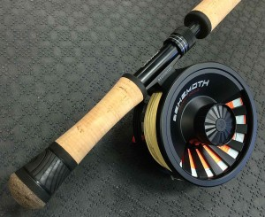Redington Chromer Two Handed Rod and Redington Behemoth 9 10 Fly Reel BB