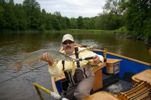 Rob Wagner Musky Saugeen River A