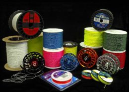 Backing Dacron Gelspun Assorted Fly Reels