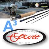 Scott A3 Fly Rods