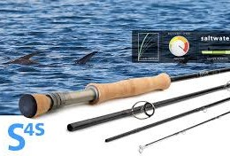 Scott S4S9064 Salt or Freshwater Fly Rod