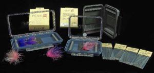 Plan D Articulated and Tube Fly Boxes - Assortment.