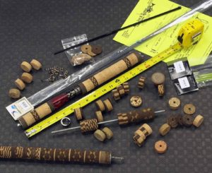 Mud Hole Rod Building & Tackle Crafting - Muddle Custom Tackle - Assorted Rod Building Components.