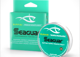 Seaguar Rippin' Premium Monofilament Fishing Line, Tippet or Leader Material