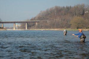 Randy Wilson Below Highway 21 The Maitland River