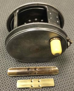 Hardy Oversize Reel Foot Replacement AA
