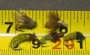 Ted Shand - Grand River Caddis Fly.