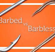 Barbed versus Barbless Hooks