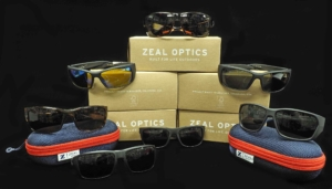 Zeal Optics Eyewear Assortment ...