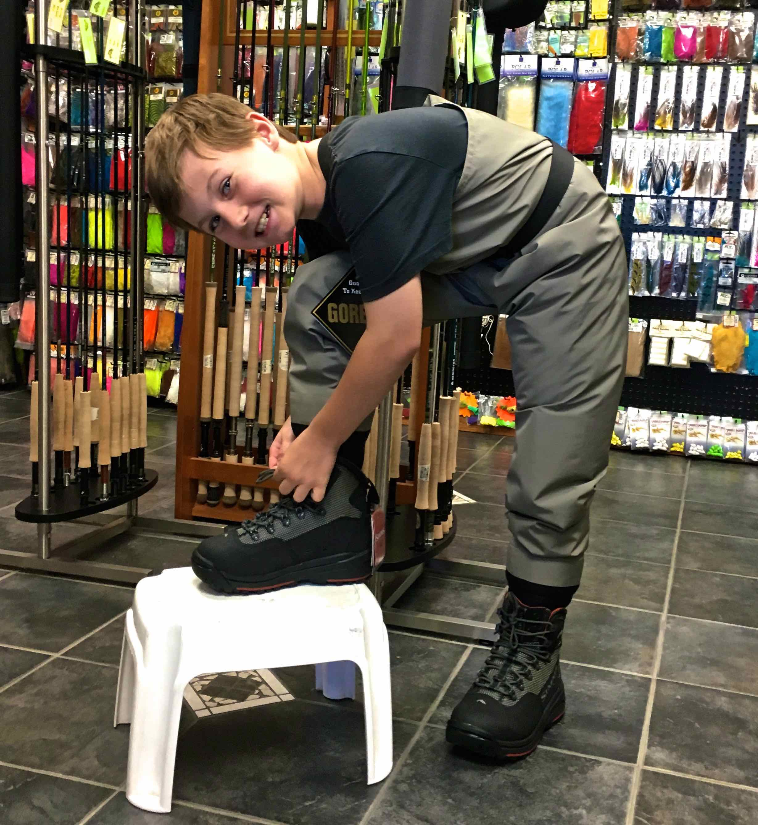 Children's / Youth Waders
