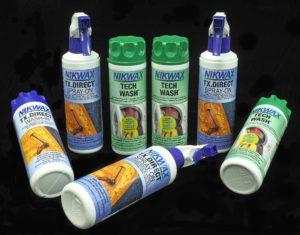 Nikwax Assortment TX Direct Spray Tech Wash B