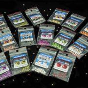 Hanák Competition Tungsten Beads & Bodies