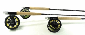 Echo Traverse 4piece Fly Rod Reel Line Combo CC