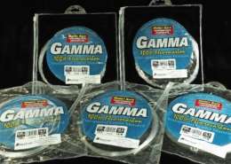 GAMMA Transparent Leader ​100% Fluorocarbon Leader Line - Up to 100lb Test