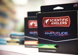Scientific Anglers Amplitude Fly Lines