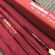 Snowbee Prestige - 9' - 6Wt - 4Pc - Fly Rod - BRAND NEW! - $200