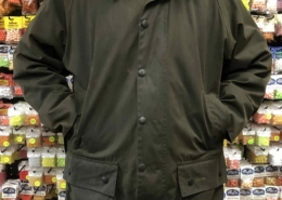 "Barbour ""Classic Beaufort"" Jacket Size 44 - EXCELLENT CONDITION! - $125"
