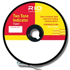 RIO Two Tone Indicator Tippet Material