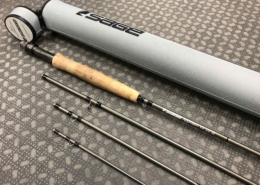 Sage Approach 9' 5wt 4Pc Fly Rod- 590-4 - GOOD SHAPE! - $200