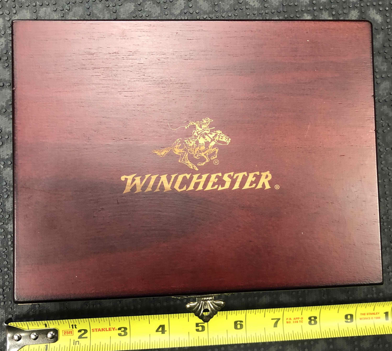 Winchester Deluxe 4 Piece Presentation Multi Tool Set - BRAND NEW - $50