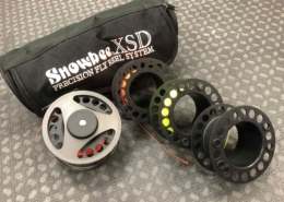 Snowbee XSD Precision - 11/12 - Fly Reel System - GOOD SHAPE! - $50