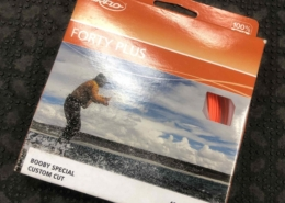 Airflo Booby Special Custom Cut Fly Line 40+ Custom 400 Grain DI8 - BRAND NEW IN BOX! - $50