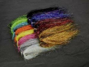 Angel Hair AUTUM GREEN Angel Hair Original Larva Lace U.S.A