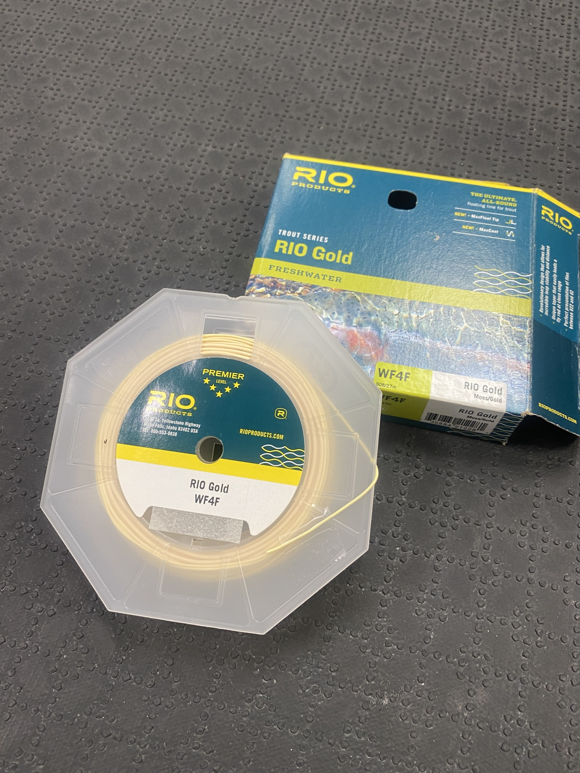 RIO Gold Fly Line WF4 - LIKE NEW! - $30 ( 3 of 3 )