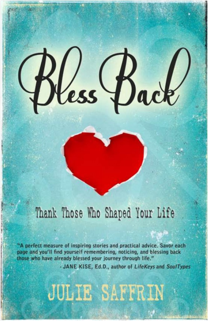 BlessBack cover