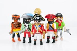 Playmobil Pirates | www.juliesaffrin.com/