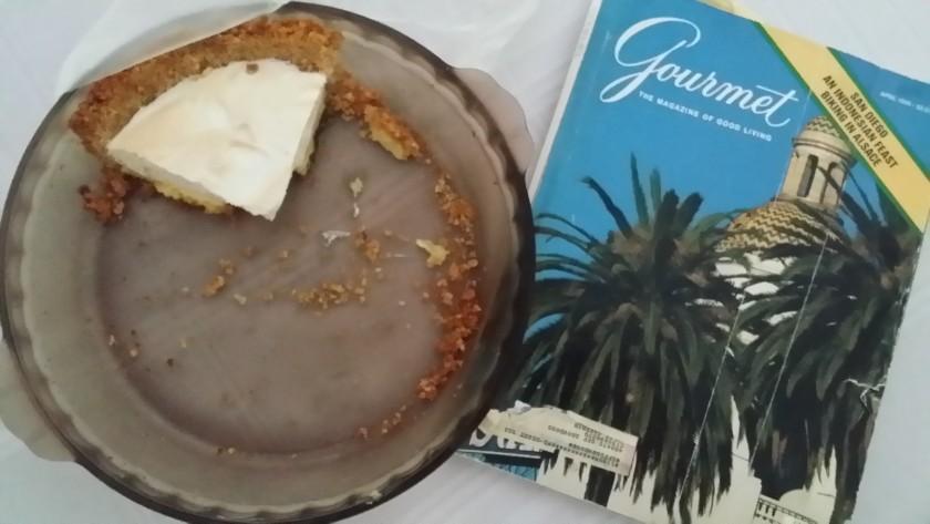 Gourmet magazine's Key Lime Pie | https://juliesaffrin.com