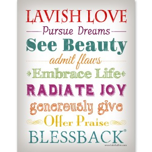 Lavish Love Note Card Julie Saffrin