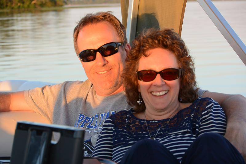 Mark and Jenny