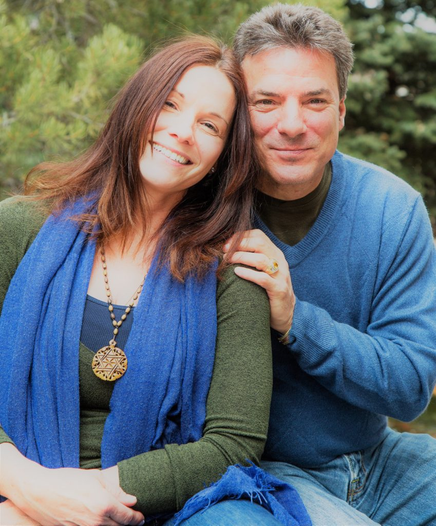 Karin and Larry Contier - Angelic Healing Crystals