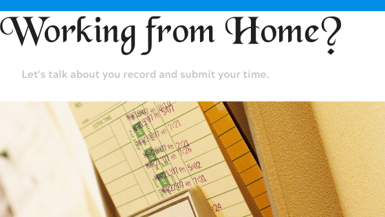 Small Business & Bookkeeping – Time Tracking