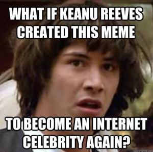Keanu celeb plot