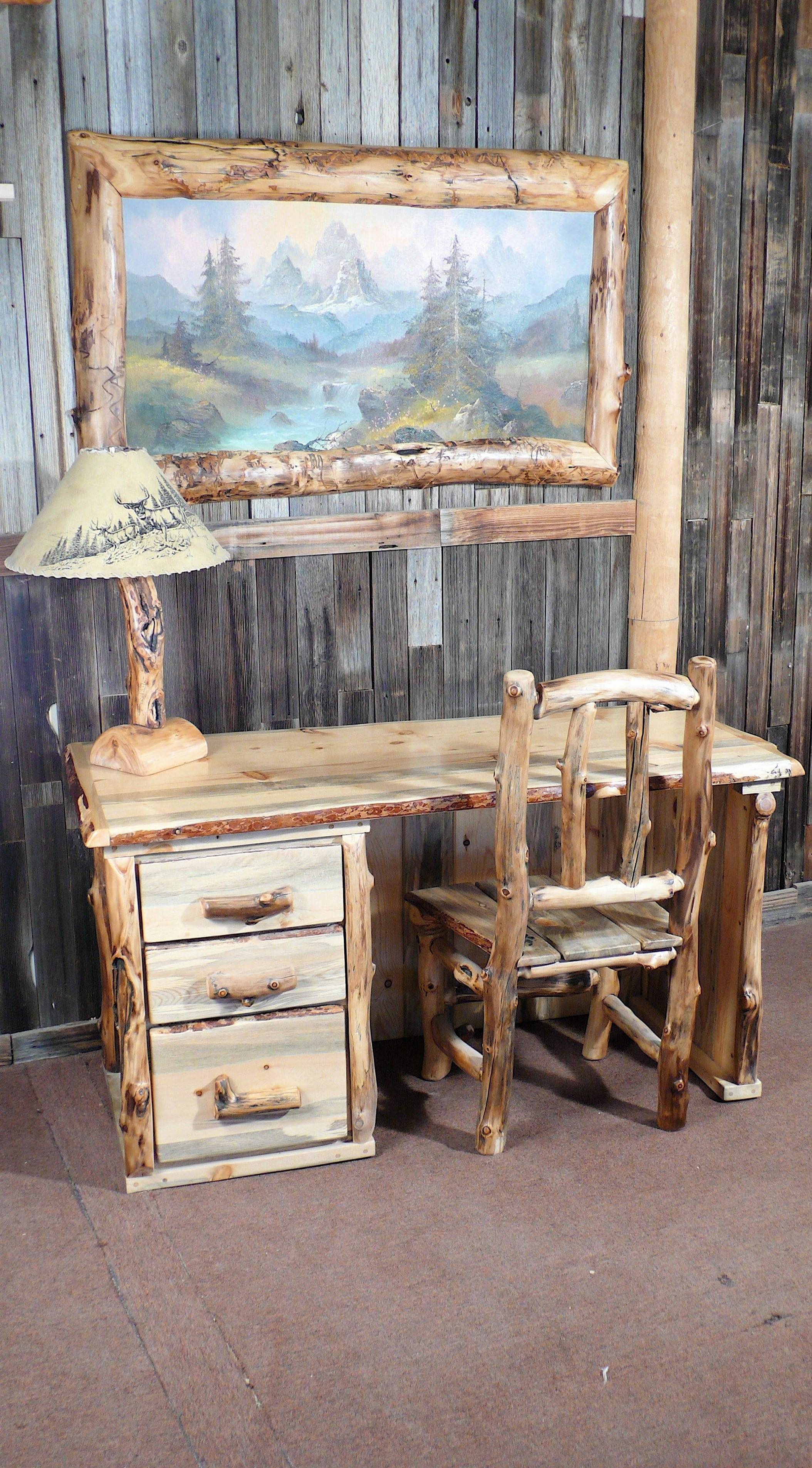 Beetle Kill Pine Furniture