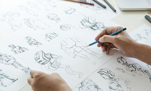 Top Draw Animation