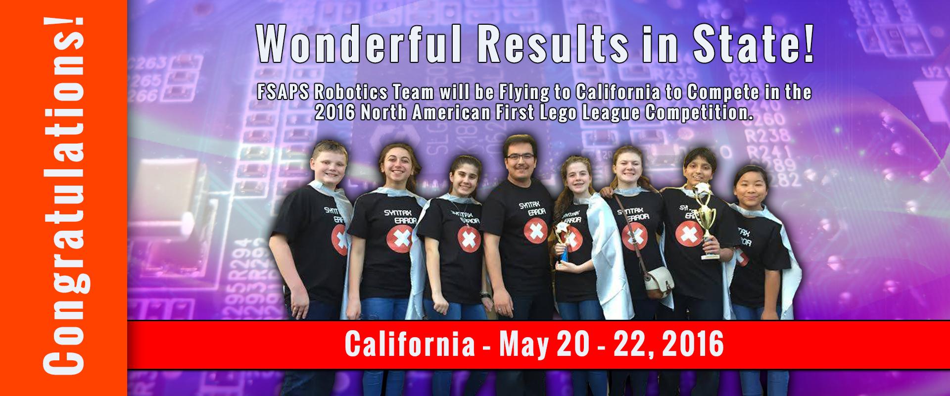 Fulton Science Academy Private School lego_california