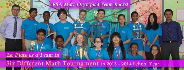 Fulton_Science_Academy_Math_Champions