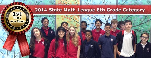 Fulton_Science_Academy_Private_School_Math_League