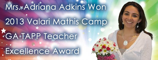 fulton scienc academy adkins -teacher-excellence-award