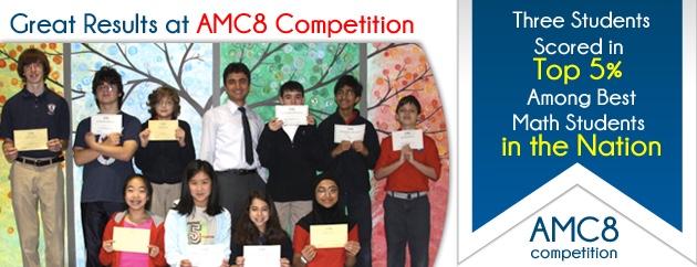 fulton science academy amc8 mathematics
