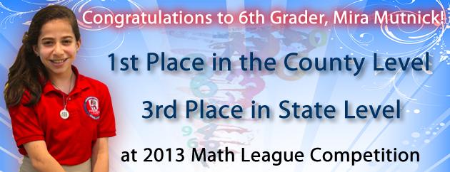 fulton science academy math league