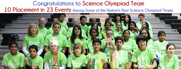 fulton science academy science olympiad j.c. booth