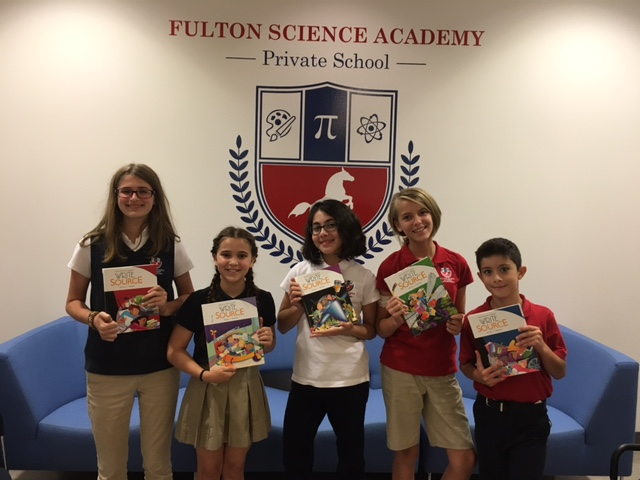 Fulton Science Academy Writing Curriculum